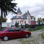 Rumunia - cerkiew w Rimetea
