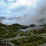 Rumunia - jezioro Balea Cascada
