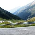 Rumunia - niższa część trasy 7C