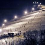 Stok narciarski Wola